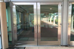 Commercial Doors Amp Hardware Jnewton Enterprises