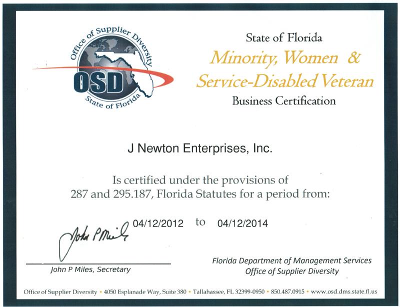 Jnewton Enterprises